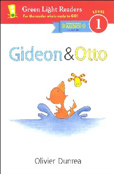 Gideon and Otto Level 1 with Read-Aloud Download (Green Light Reader)