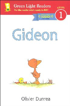 Gideon Level 1 with Read-Aloud Download (Green Light Reader)