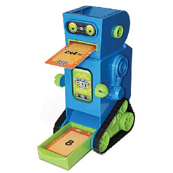 Flashbot (Flash Card Robot)