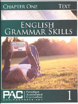 English Grammar Skills: Chapter 1 Text