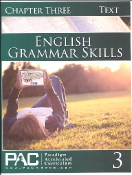 English Grammar Skills: Chapter 3 Text