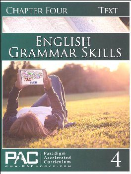English Grammar Skills: Chapter 4 Text