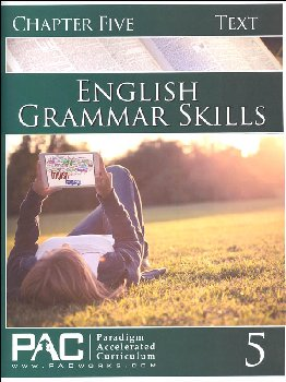 English Grammar Skills: Chapter 5 Text