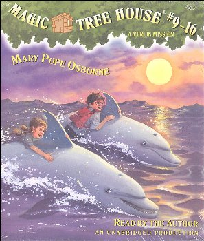 Magic Tree House Collection Audio CD (Books 9-16)