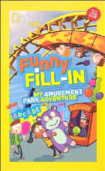 Funny Fill-In: My Amusement Park Adventure