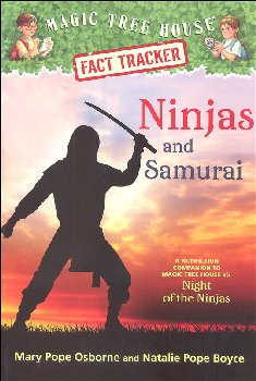 Ninjas and Samurai (Magic Tree House Fact Tracker #30)
