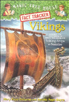 Vikings (Magic Tree House Fact Tracker #33)