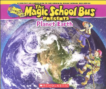 Magic School Bus Presents: Planet Earth