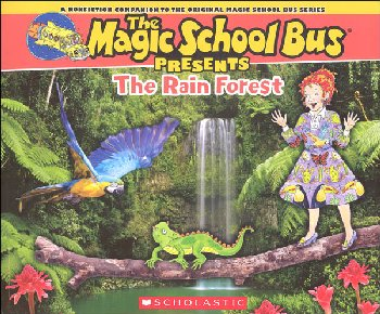 Magic School Bus Presents: Rain Forest