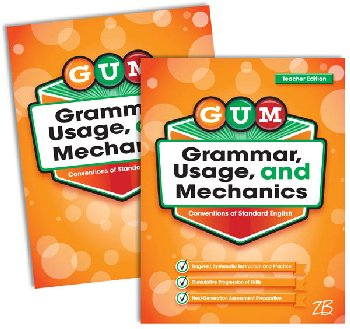 Zaner-Bloser GUM: Grade 2 Home School Bundle - Student Edition/Teacher Edition