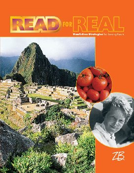 Zaner-Bloser Read for Real Level E Student Edition