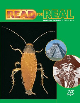 Zaner-Bloser Read for Real Level F Student Edition