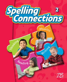 Zaner-Bloser Spelling Connections Grade 2 Student Edition (2012 edition)