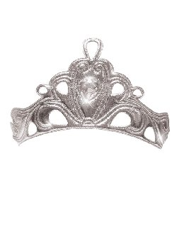Diva Soft Crown - Silver