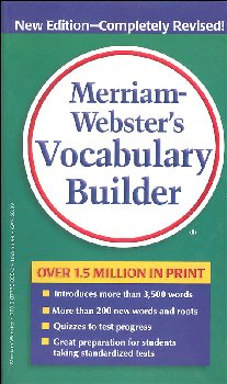 Merriam-Webster's Vocabulary Builder (Mass-Market Paperback)