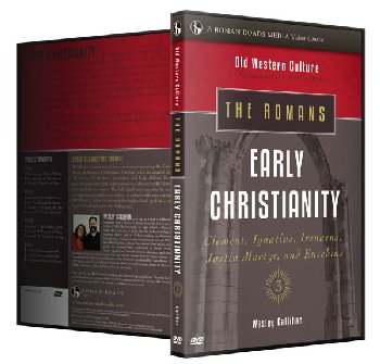 Romans: Early Christianity DVD Set (Old Western Culture)