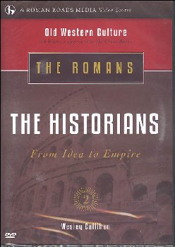 Romans: The Historians DVD Set (Old Western Culture)