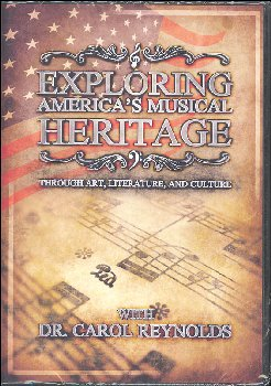 Exploring America's Musical Heritage DVD
