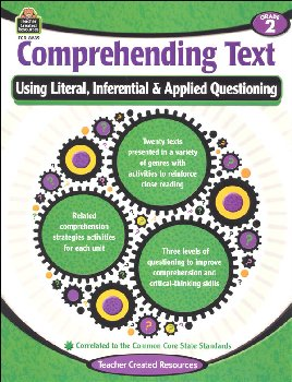Comprehending Text Grade 2