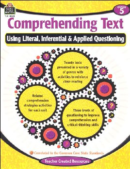 Comprehending Text Grade 5