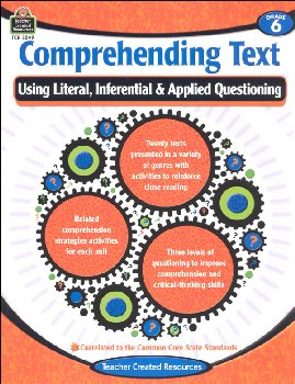 Comprehending Text Grade 6