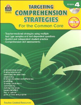 Targeting Comprehension Strategies fr CC Gr.4
