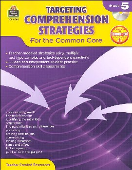 Targeting Comprehension Strategies fr CC Gr.5