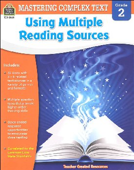 Using Multiple Reading Sources Grade 2