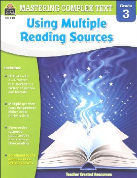 Using Multiple Reading Sources Grade 3