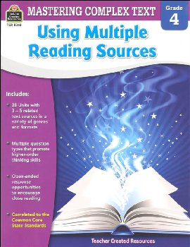 Using Multiple Reading Sources Grade 4