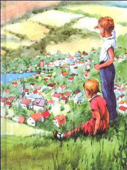 Friendly Village Grade 2 Book 2 (Alice and Jerry Basic Reading Program)