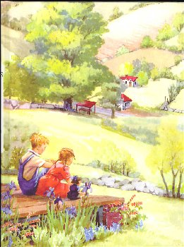 Neighbors Hill Grade 2 Book 3 (Alice and Jerry Basic Reading Program)
