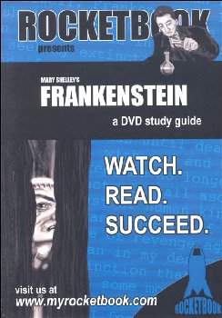 Frankenstein Rocketbook Study Guide DVD