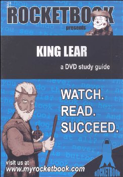 King Lear Rocketbook Study Guide DVD