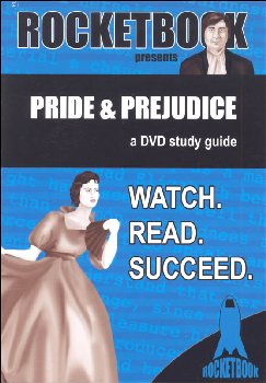 Pride & Prejudice Rocketbook Study Guide DVD
