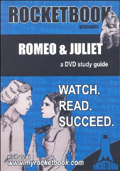 Romeo & Juliet Rocketbook Study Guide DVD