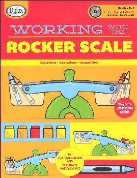 Working with the Rocker Scale Book and CD