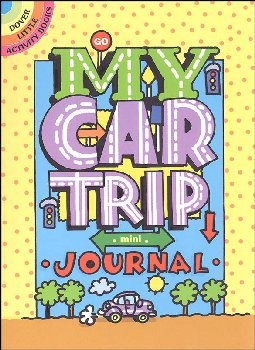 My Car Trip Mini-Journal (Little Activity Book)