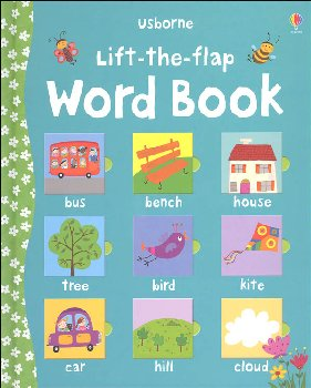 Lift-the-Flap Word Book (Usborne)
