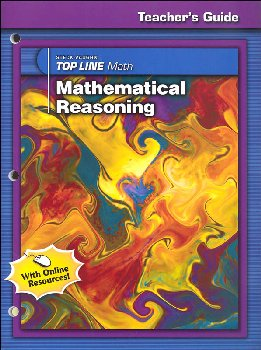 Top Line Math: Mathematical Reasoning Teacher
