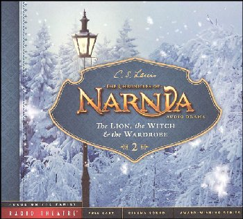 Lion, the Witch, and the Wardrobe CDs (Radio Theatre)
