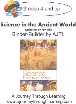 Jay Wile's Science in the Ancient World Binder Builder CD-ROM