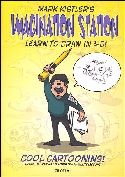 Cool Cartooning DVD (Mark Kistler's Imagination Station)