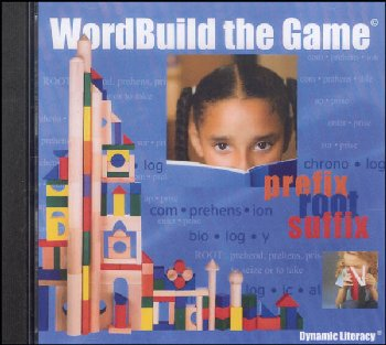 WordBuild the Game CD