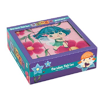 Garden Fairies Block Puzzle