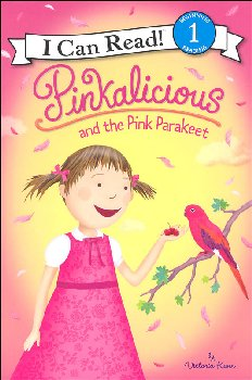 Pinkalicious and the Pink Parakeet (I Can Read! Level 1)