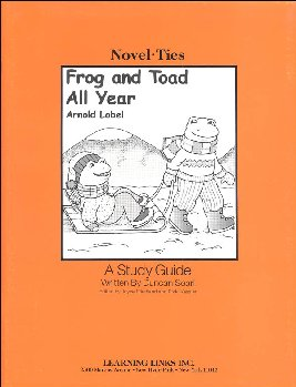 Frog and Toad All Year Novel-Ties Study Guide