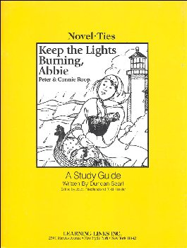 Keep the Lights Burning, Abbie Novel-Ties Study Guide