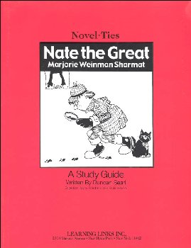 Nate the Great Novel-Ties Study Guide