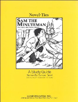 Sam the Minuteman Novel-Ties Study Guide